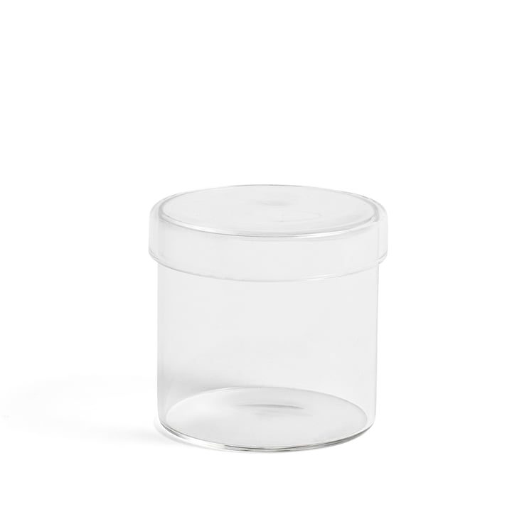 Container small H 7 cm from Hay in clear