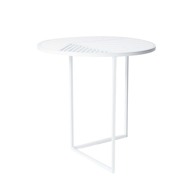 Iso-B Side Table by Petite Friture in White