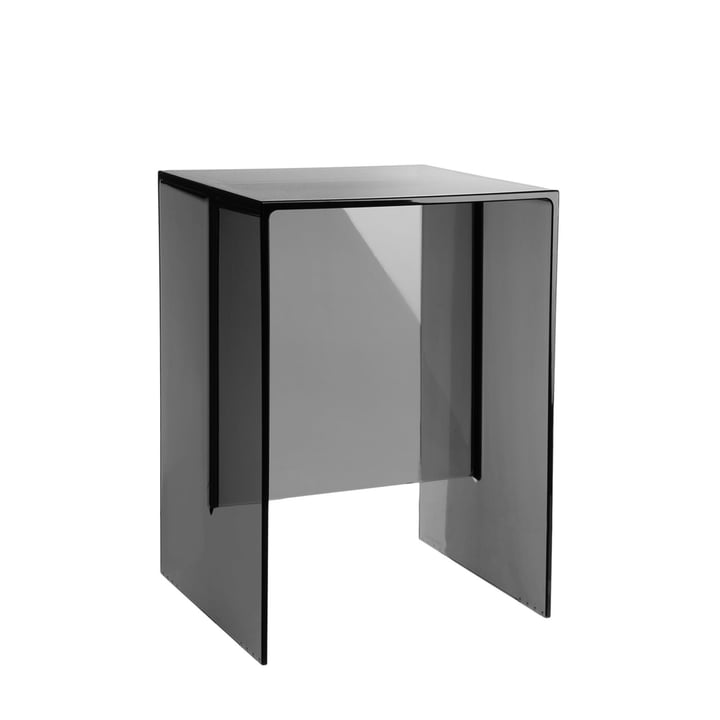 Kartell - Max-Beam stool/side table, smoke