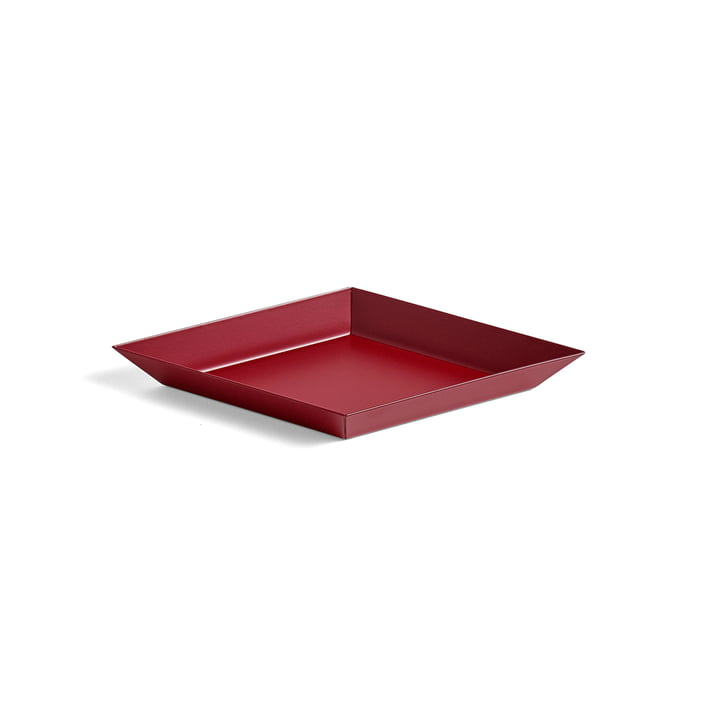 Kaleido XS by Hay in Dark Red