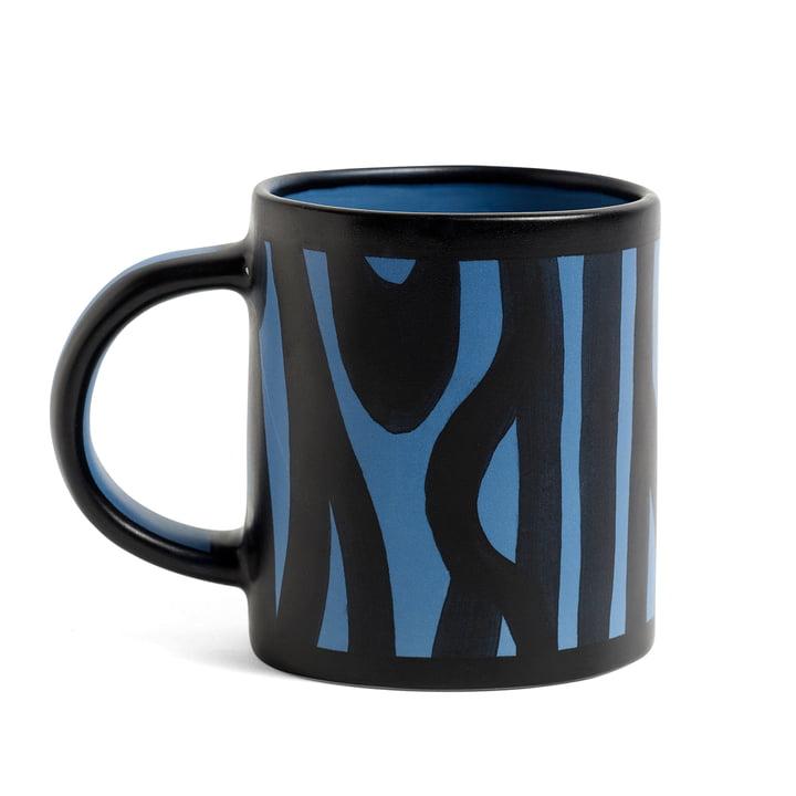 Wood Mug by Hay in King Blue