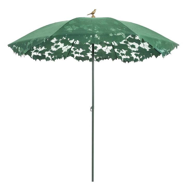 Droog Design - Shadylace Parasol Ø 245 cm, green