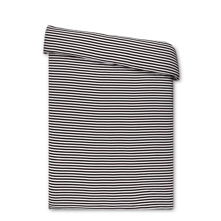 Tasaraita Duvet Cover by Marimekko in Black / White