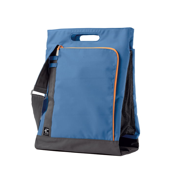The Tama Kopu Beach Bag by Terra Nation in Blue