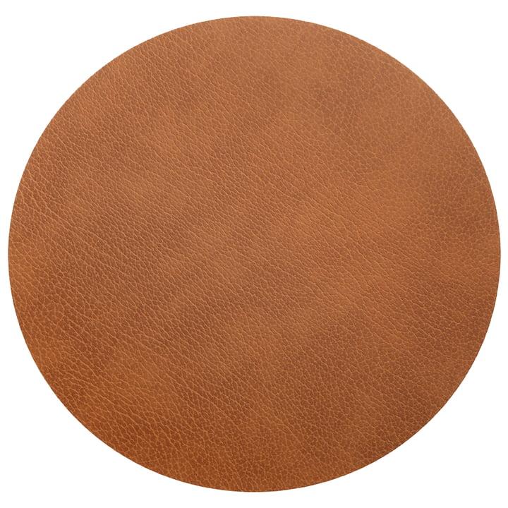 Floor Mat Circle XXXXL Ø 115 cm by LindDNA in Bull Nature