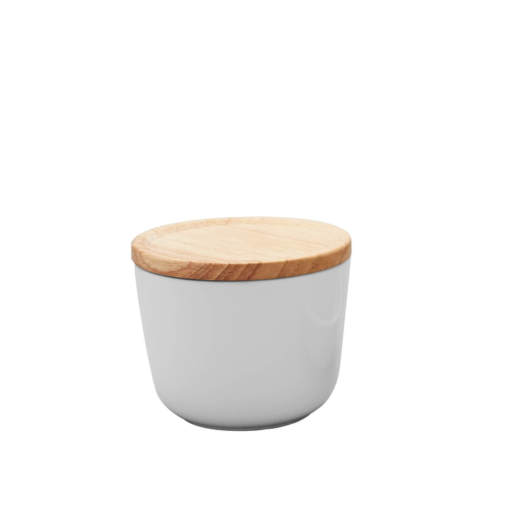 Ono Jam Jar 240 ml by Thomas in White / Natural