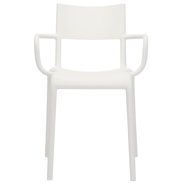 Kartell - Generic A Chair, white