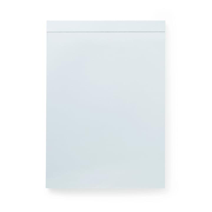 Large notepad by Normann Copenhagen in pale blue