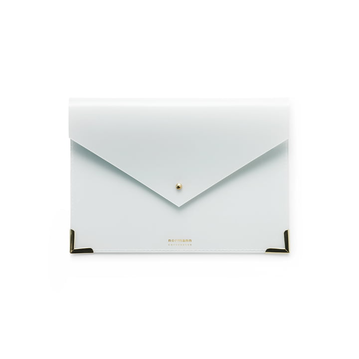 Envelope folder small by Normann Copenhagen in White