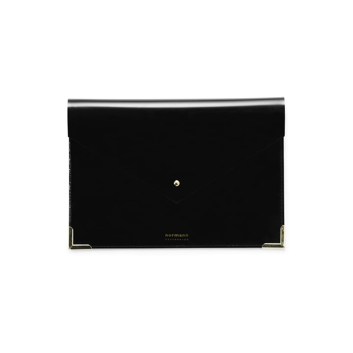Briefcase small from Normann Copenhagen in black