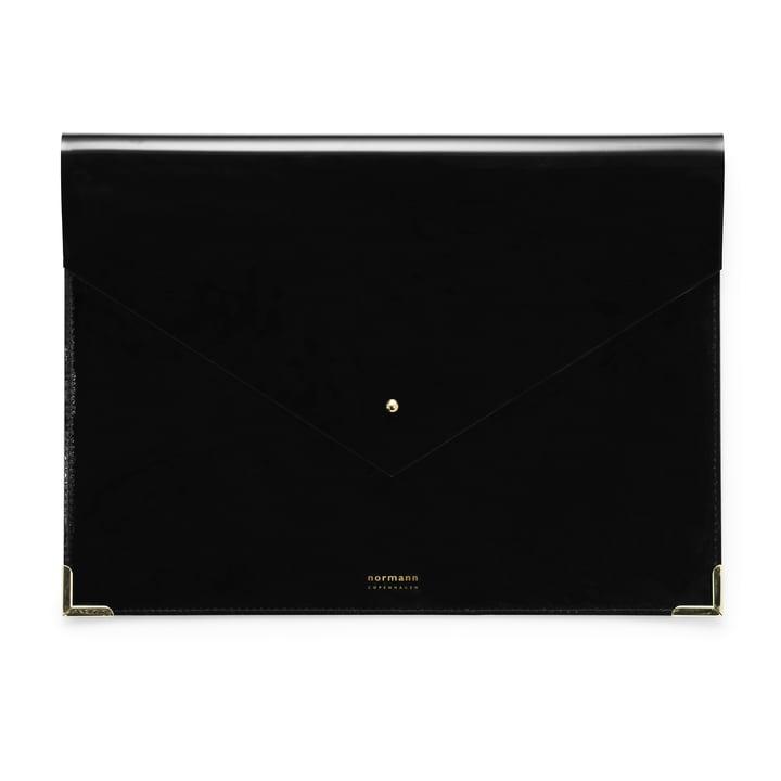 Large briefcase by Normann Copenhagen in black