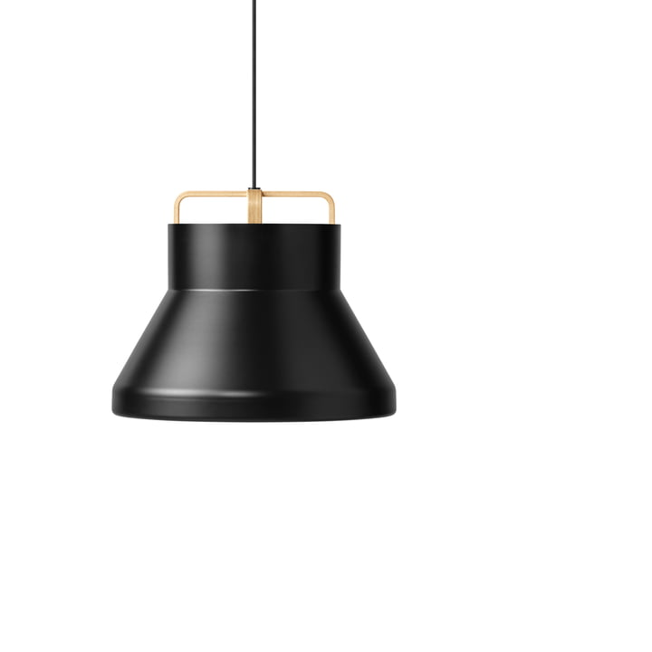 The Million - Voyage M2 Pendant Lamp Ø 46 cm in black / oak