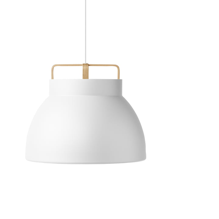 Million - Voyage M3 Pendant Lamp Ø 58 cm in white / oak