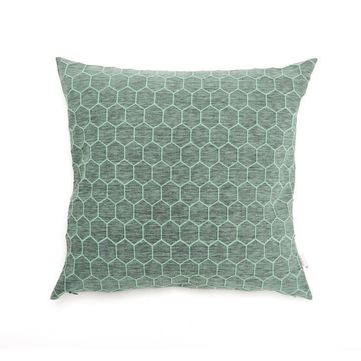 Mika Barr - Atay Cushion Cover, 50 x 50 cm, green