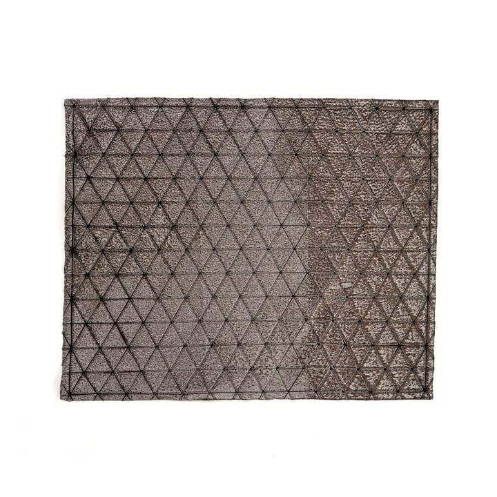 Mika Barr - Ilay Tablemat, 50 x 40 cm, black