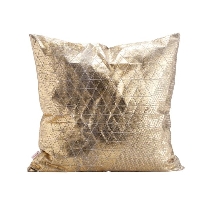 Mika Barr - Bling Cushion Cover, 50 x 50cm, gold / grey