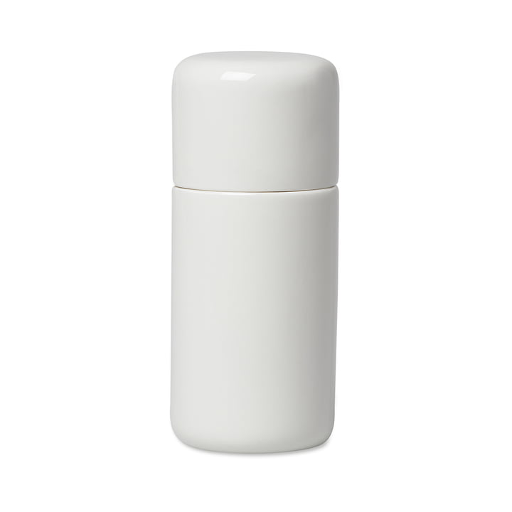 Oiva Mylly spice grinder by Marimekko in white