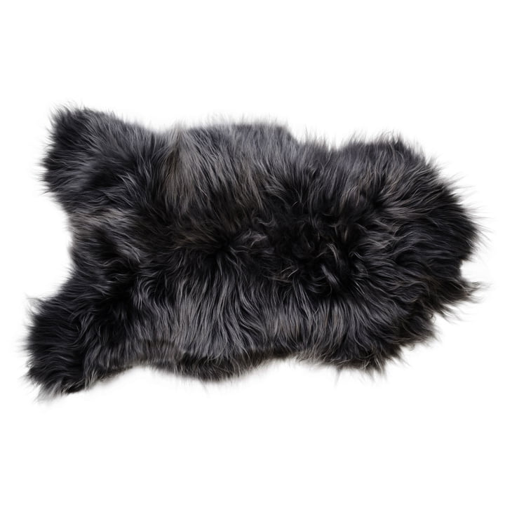 Fredericia - Sheepskin for Stingray, long / black