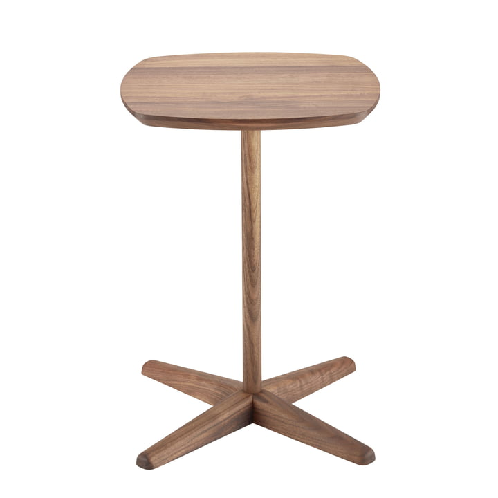 Coffee Table 1861 by Thonet out of Oiled Walnut