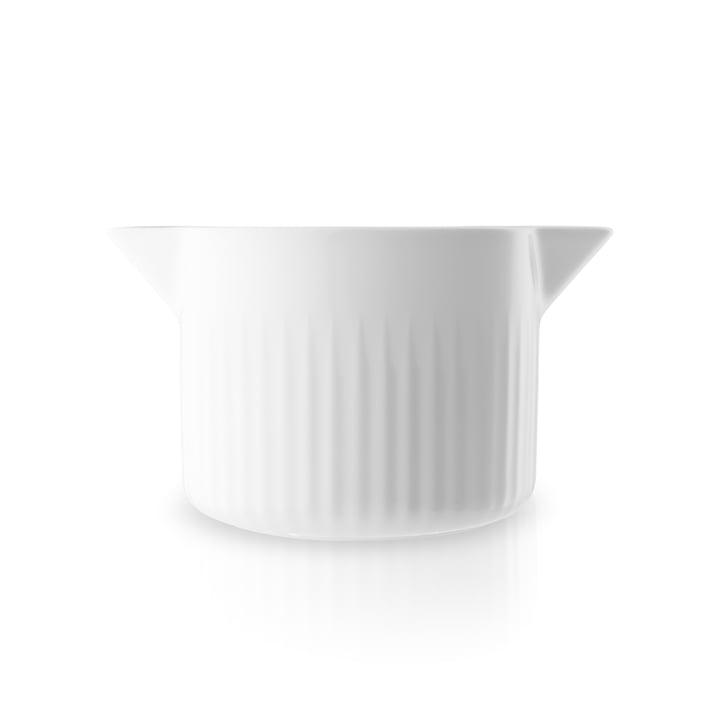 Eva trio - Legio Nova Gravy Jug 0.45 l, white