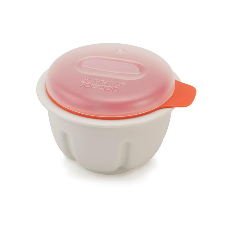 Joseph Joseph - M-Cuisine Microwave Egg Poacher, single / orange