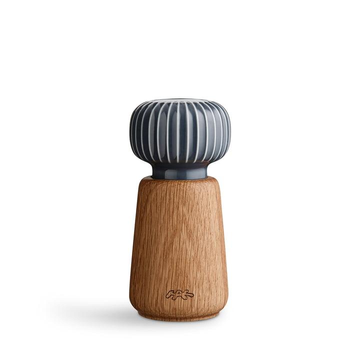 Kähler Design - Hammershøi salt and pepper grinders, small, anthracite