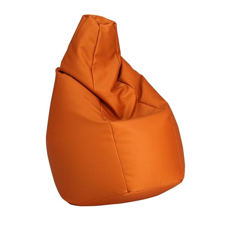 Zanotta Sacco beanbag, VIP, orange