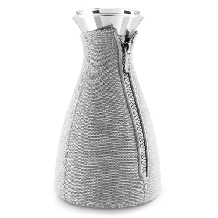 Eva Solo - CafeSolo coffee maker, woven, light grey, 1 L