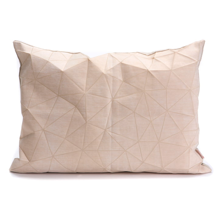 Mika Barr - Irad Cushion Cover, 55 x 40 cm, beige