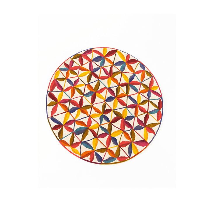 The nanimarquina - Kala 125 x 220 cm, multicolour