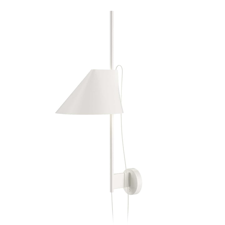 The Louis Poulsen - Yuh Wall Lamp LED in white