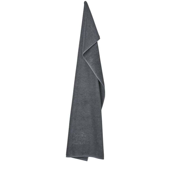 The Georg Jensen Damask - Damask Terry Towel in Slate Grey