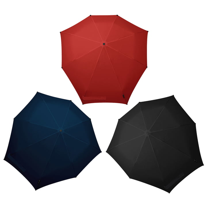 The Senz - Automatic DELUXE Umbrella in various colours.