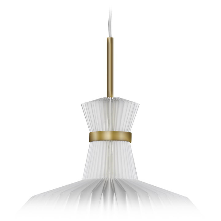 Pendant Holder for 101 Pendant Lamps by Le Klint in matt brass