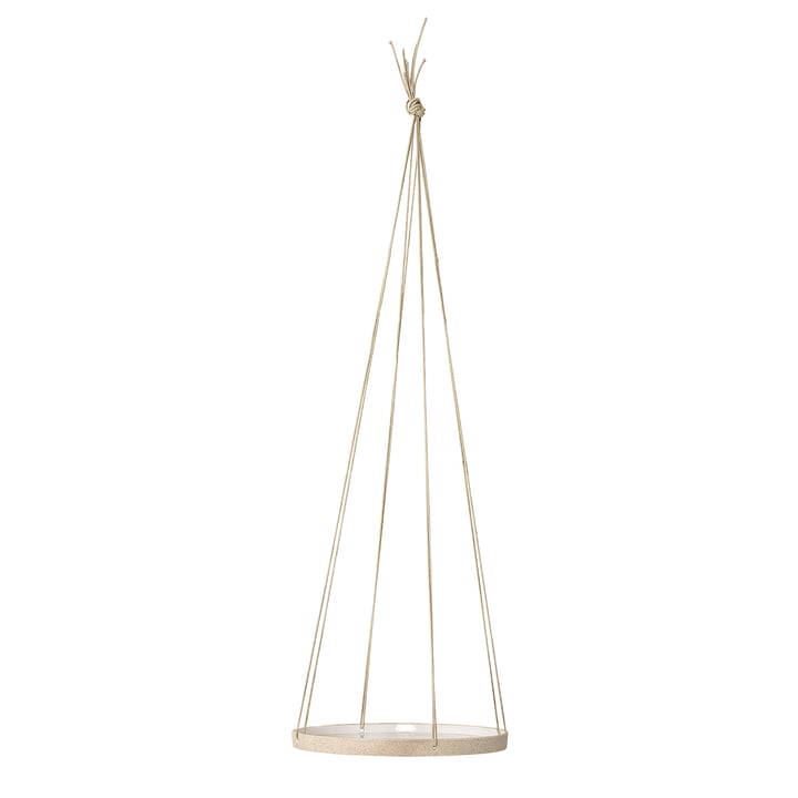 Plant Hanger by Bloomingville in White