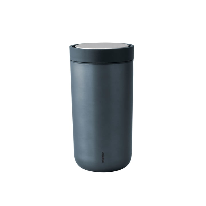 To Go Click 0,2 l of Stelton in dark blue Metallic