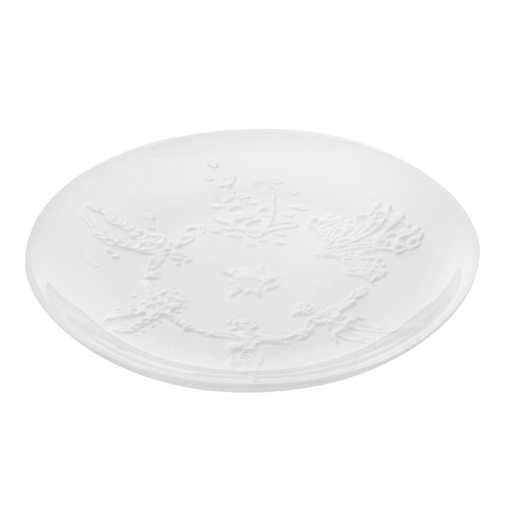 A family Christmas Plate by Stelton