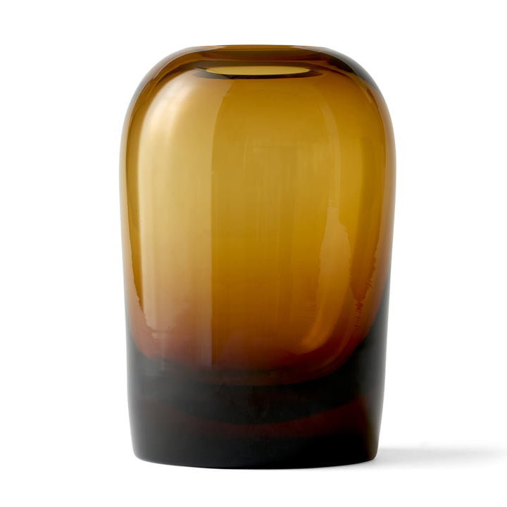 Troll Vase XL in Amber by Menu