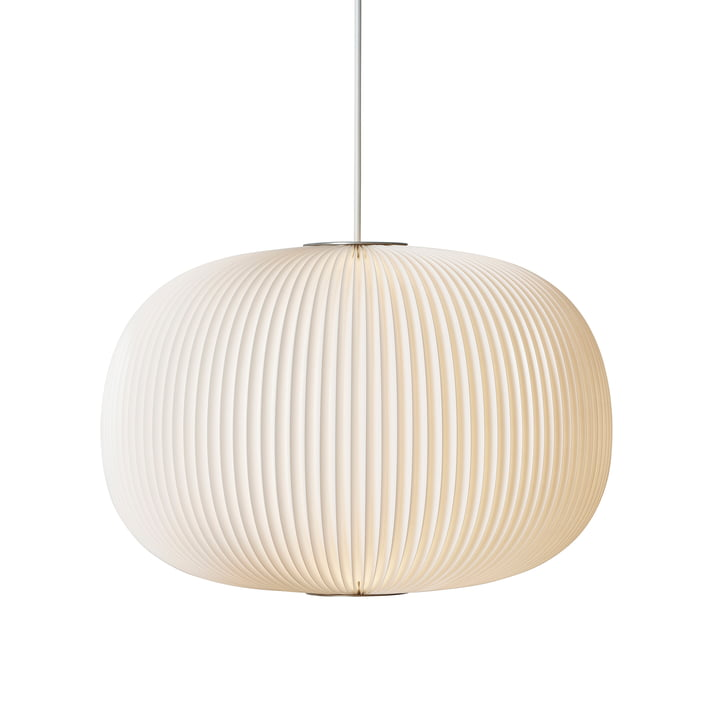 Lamella 1 Pendant Lamp cm by Le Klint in White