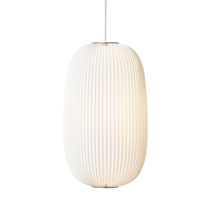 Lamella 2 Pendant Lamp cm by Le Klint in White
