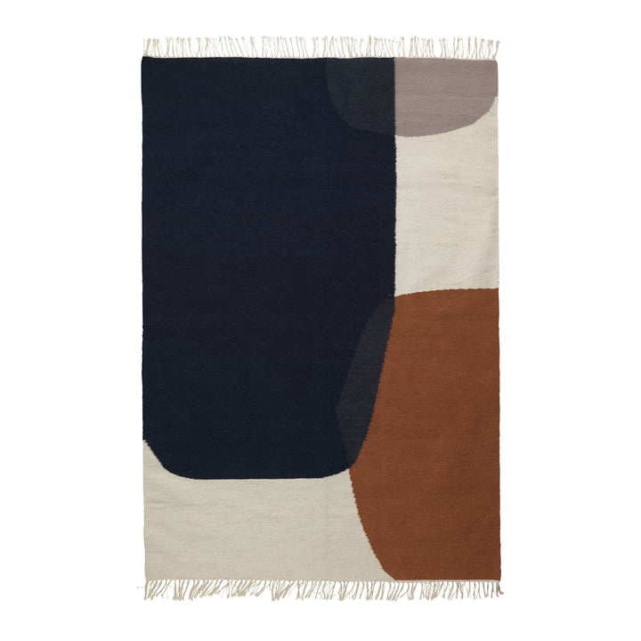 Kelim Rug Merge by ferm Living