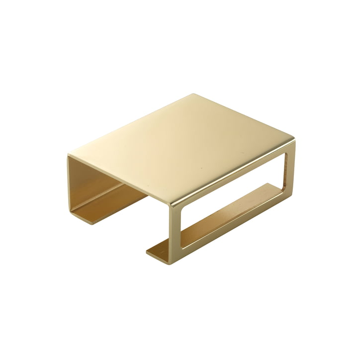 Matchbox Cover from by Lassen in Brass