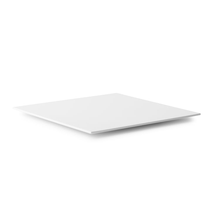 Base 16,8 x 16,8 cm from by Lassen in White