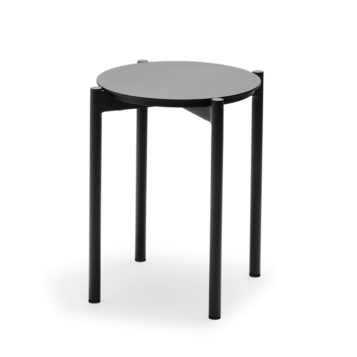 The Skagerak - Picnic Stool in Anthracite