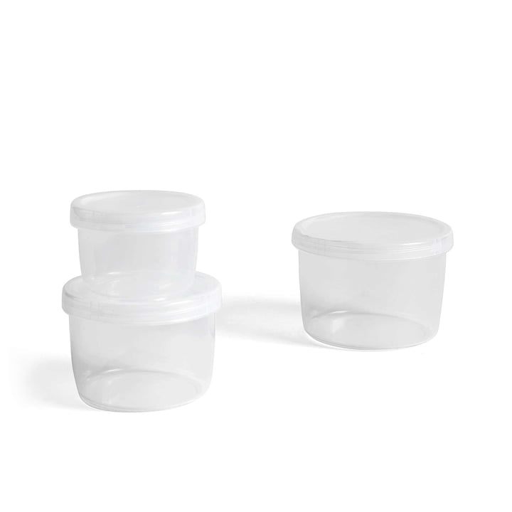 Storage Containers S (Set of 3) by Hay