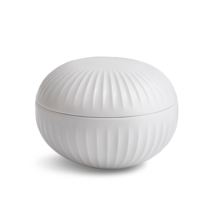 Kähler Design - Hammershøi Bonbonniere, white