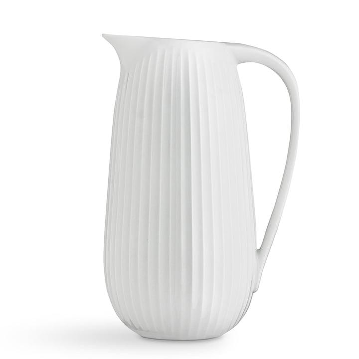 Kähler Design - Hammershøi Teapot 1.25 l, white