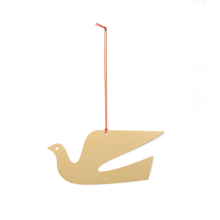 Girard Dove Ornament by Vitra