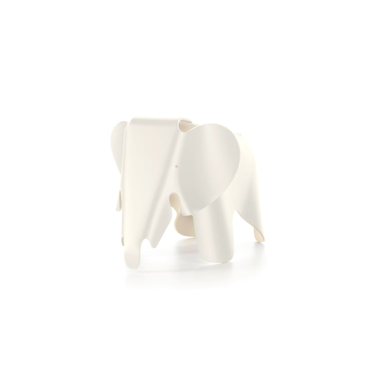 Eames Elephant by Vitra in white