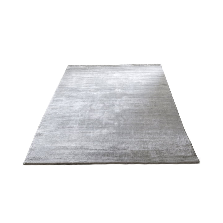 Massimo - Bamboo Rug 140 x 200 cm, light grey
